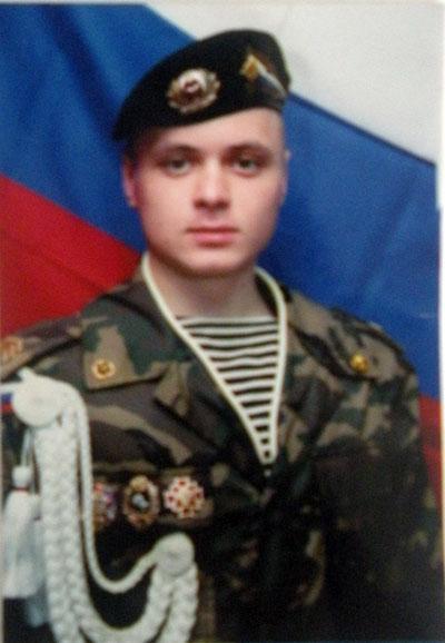 Антон Байгозин